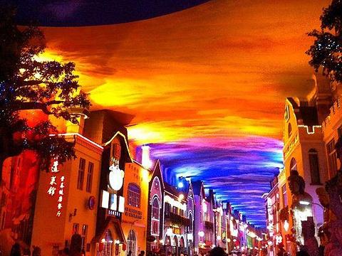天幕城旅游景点图片