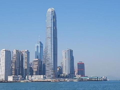香港国际金融中心商场旅游景点图片
