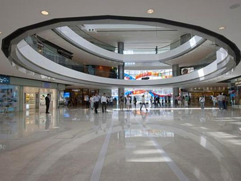 中港城旅游景点图片