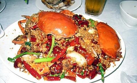 庙街香辣蟹