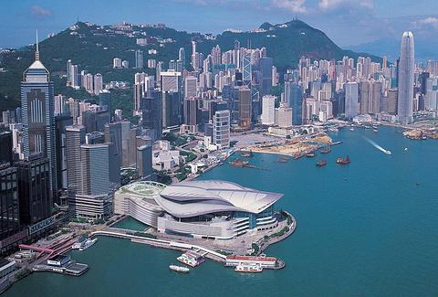 香港会议展览中心的图片