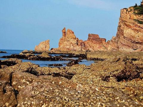 望夫礁旅游景点图片