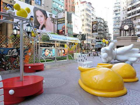 香港时代广场(勿地臣街)旅游景点图片
