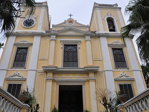 圣若瑟修院及圣堂旅游景点图片
