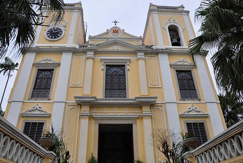 圣若瑟修院及圣堂的图片