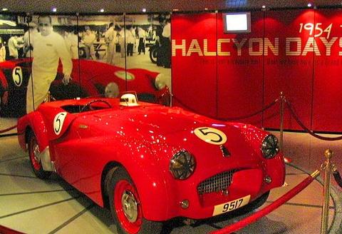 大赛车博物馆的图片