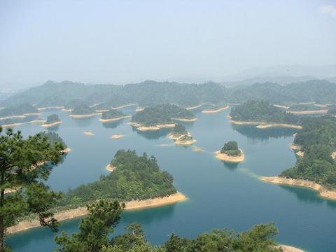 千岛湖旅游景点图片