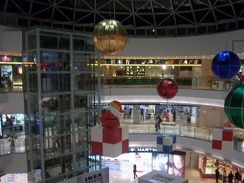 万达广场(河东店)旅游景点图片