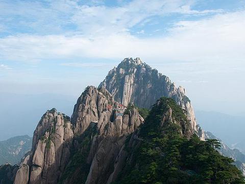 天都峰旅游景点图片