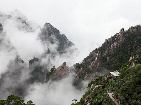 排云亭旅游景点图片