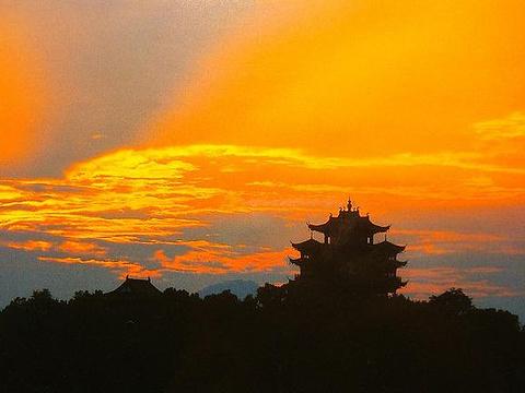 吴山天风旅游景点图片