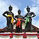 三王纪念碑