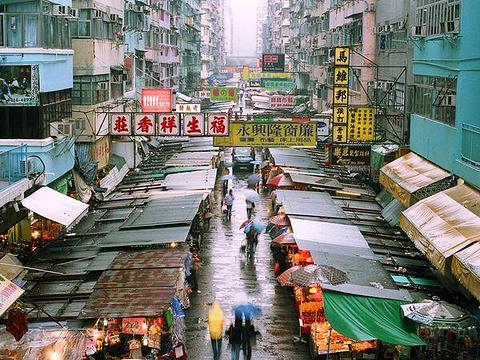 女人街的图片