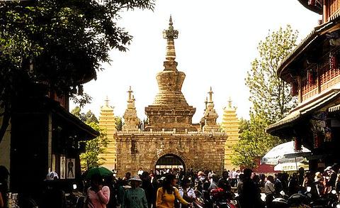 官渡金刚塔旅游景点图片