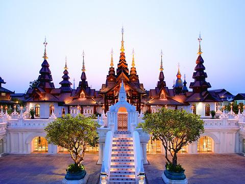清迈文化艺术中心旅游景点图片