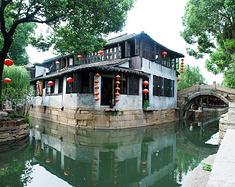 御时尚小李环游中国之古镇:静谧原始,趁人少的时候,去虚度时光吧!