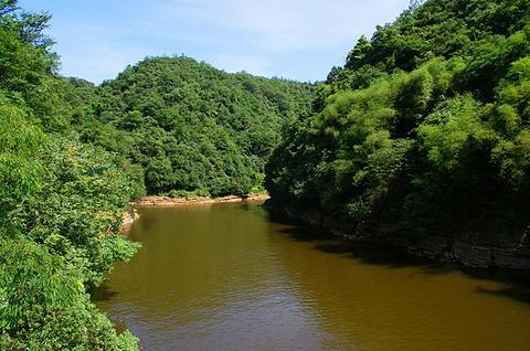 烟霞湖的图片