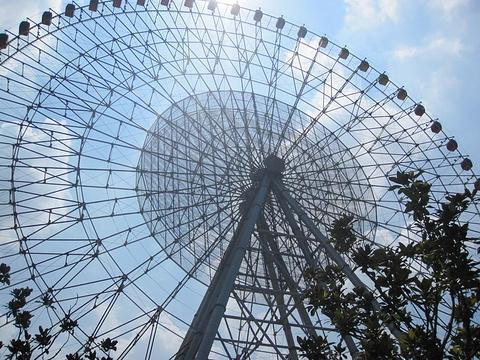 苏州摩天轮乐园旅游景点图片