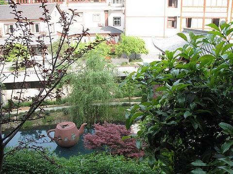 梅家坞茶文化村旅游景点图片