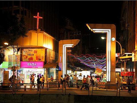 通化街夜市旅游景点图片