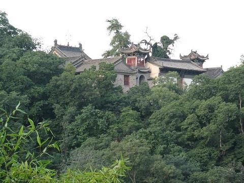 楼观台国家森林公园