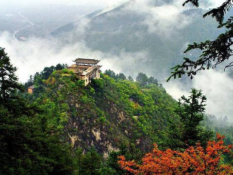 兴隆山旅游景点图片
