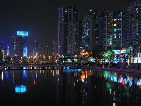 海岸城旅游景点图片