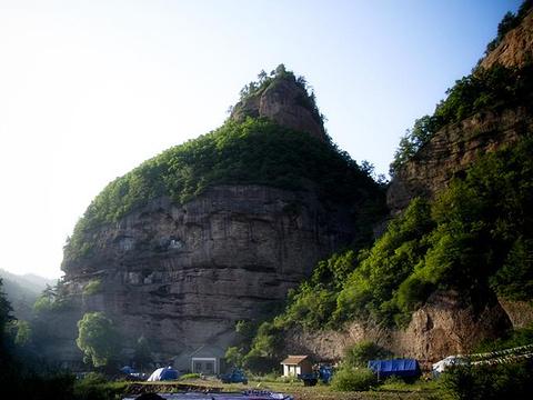 关山森林公园旅游景点图片
