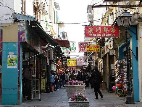 威尼斯人购物中心旅游景点图片
