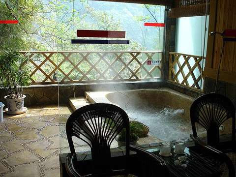 重庆柏联温泉旅游景点图片