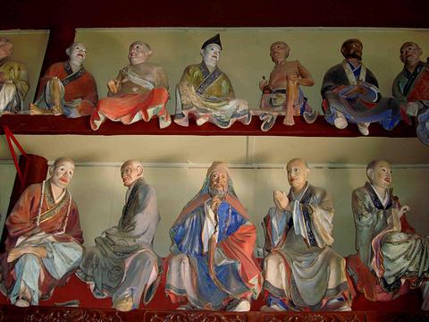 筇竹寺的图片