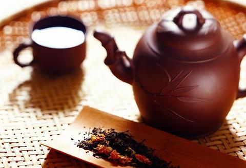 大桶普洱茶