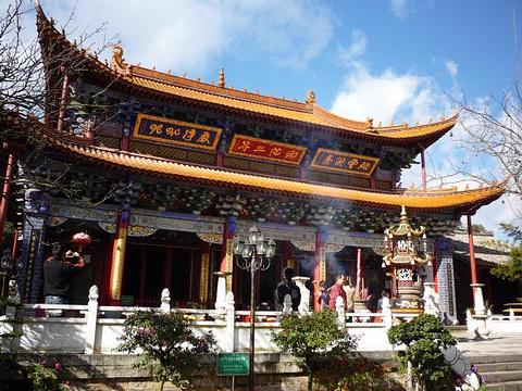 筇竹寺旅游景点图片