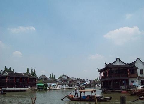 朱家角旅游景点图片
