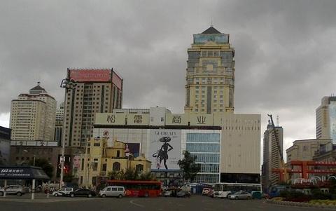 松雷国际商厦(南岗店)
