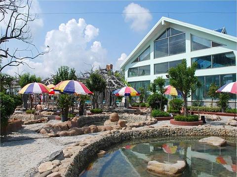 青岛温泉度假村旅游景点图片
