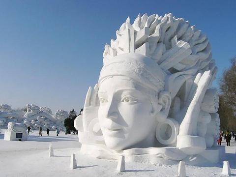 兰州安宁大青山滑雪场旅游景点图片