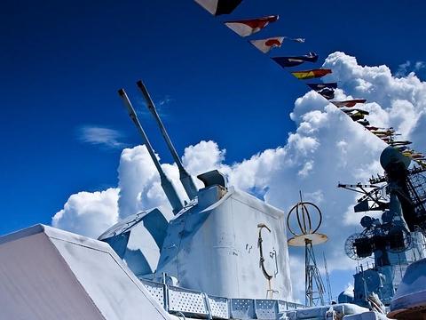 明思克航母世界旅游景点图片
