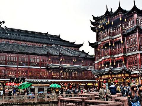 上海城隍庙旅游景点图片