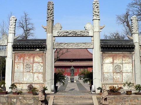 苏州文庙旅游景点图片