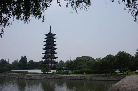 松江方塔园