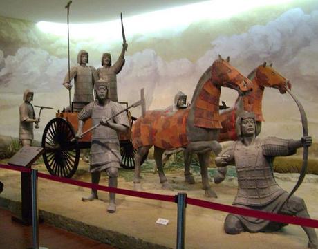 武汉市博物馆的图片