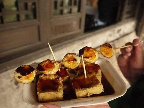 管老太臭豆腐旅游景点图片