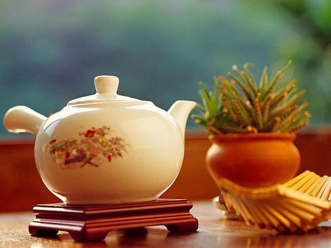 中国茶叶博物馆旅游景点图片