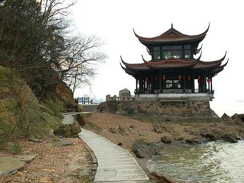 鹅鼻嘴公园旅游景点图片