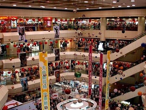 百盛购物中心旅游景点图片