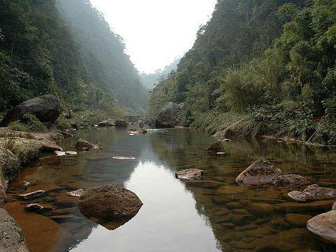 四面山景区旅游景点图片