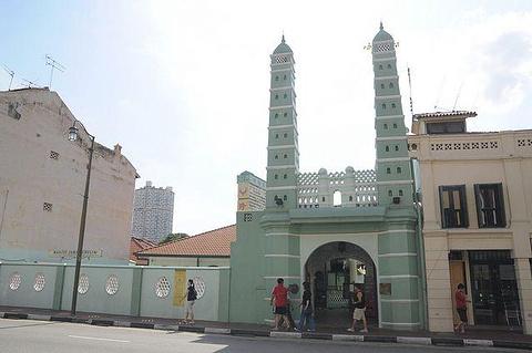 詹美清真寺