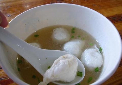 龙头鱼丸汤
