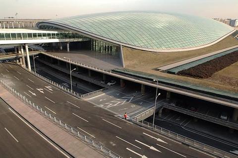 首都国际机场的图片